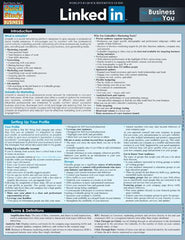 Linkedin for Business & You Laminated Reference Guide