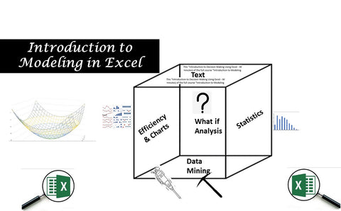 Introduction to Modeling in Excel for Decision Makers