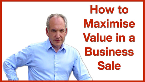 How to Maximise the Value of Your Business in a Sale