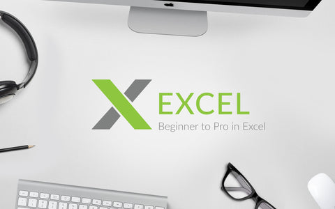 Microsoft Excel 2016: Beginner, Intermediate, and Advanced Training