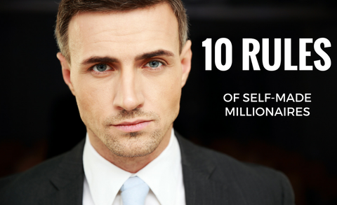 Learn The Ten Secrets Of The Self Made Millionaires