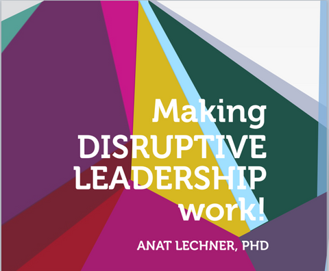 Preview of Making Disruptive Leadership Work!