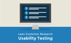 Preview of Lean Customer Research: Usability Testing for New Managers