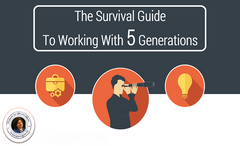Preview of Your Survival Guide To Working With 5 Generations