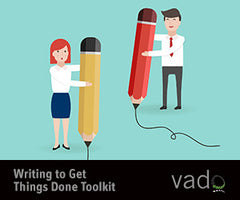 Preview of Writing to Get Things Done Toolkit