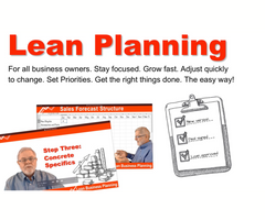 Preview of Lean Business Planning: Get What You Want from Your Business