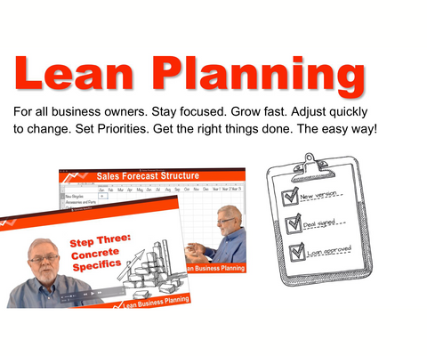 Lean Business Planning: Get What You Want from Your Business