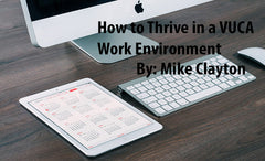 How to Thrive in a VUCA Work Environment