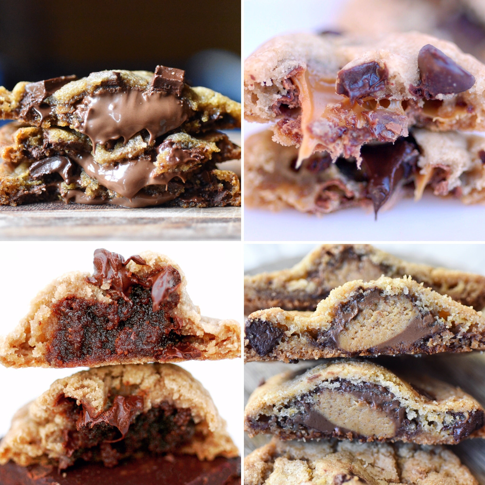 VARIETY PACK {STUFFED COOKIES}