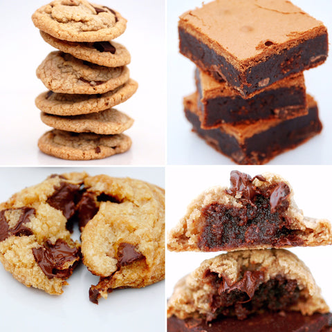 VARIETY PACK {COOKIES+BROWNIES}