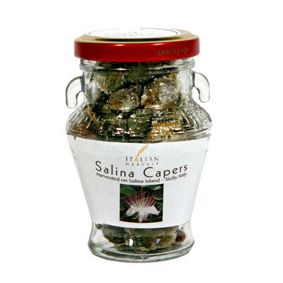 Large Sicilian Capers in Salt