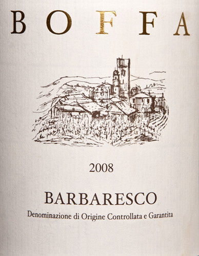 Barbaresco by Boffa