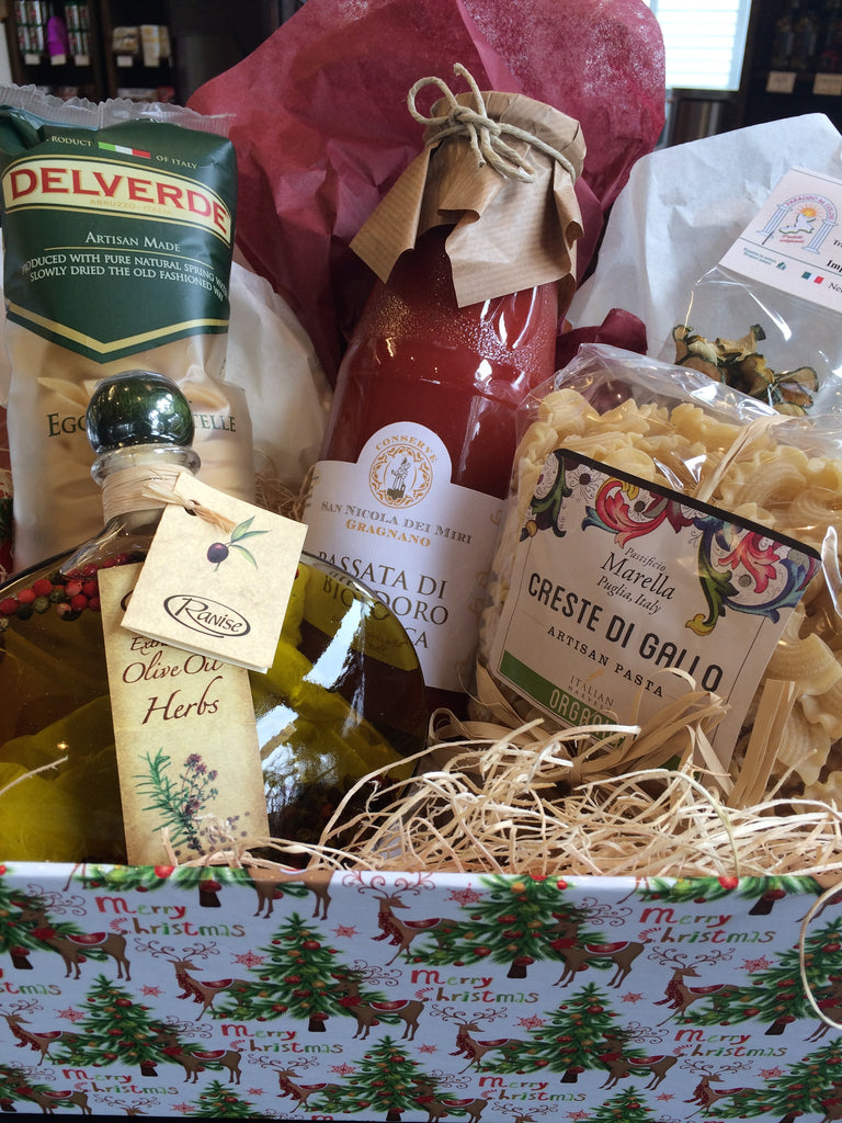 'Christmas in Italy' Gift Basket