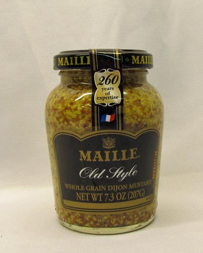 Maille Whole Grain Mustard by Packer