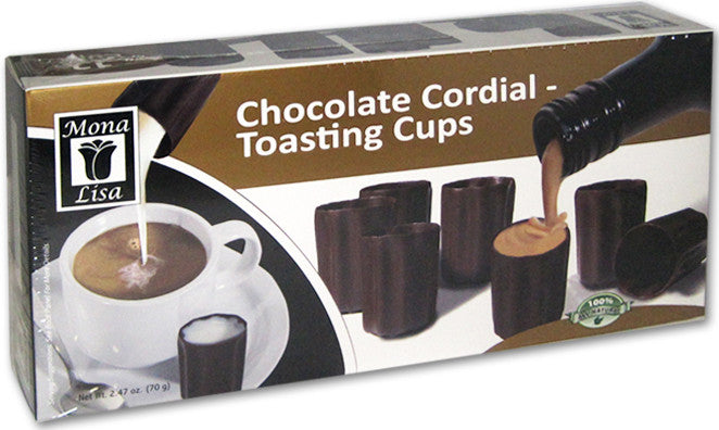 Chocolate & Cordial Tasting Cups by Mona Lisa