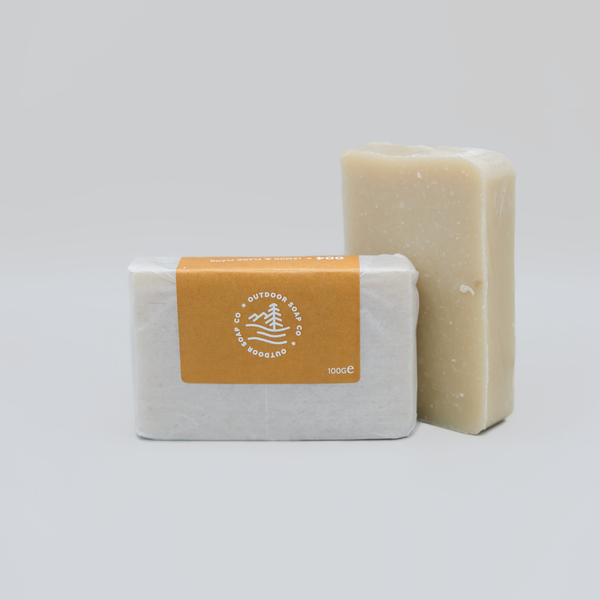Lemon and Ylang Ylang Soap Bar