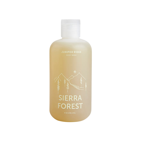 Sierra Forest Body Wash