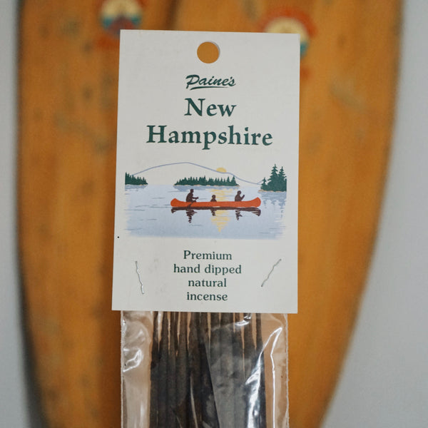 'New Hampshire' Long Incense Sticks