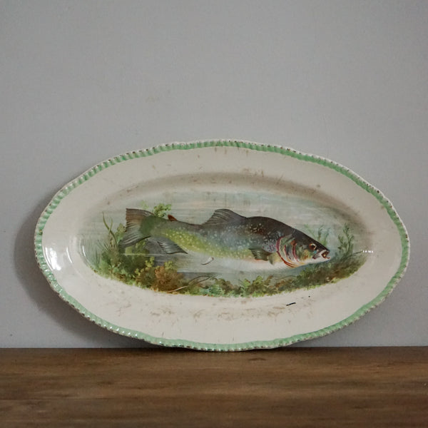 Woods Ivory Wear Trout Platter