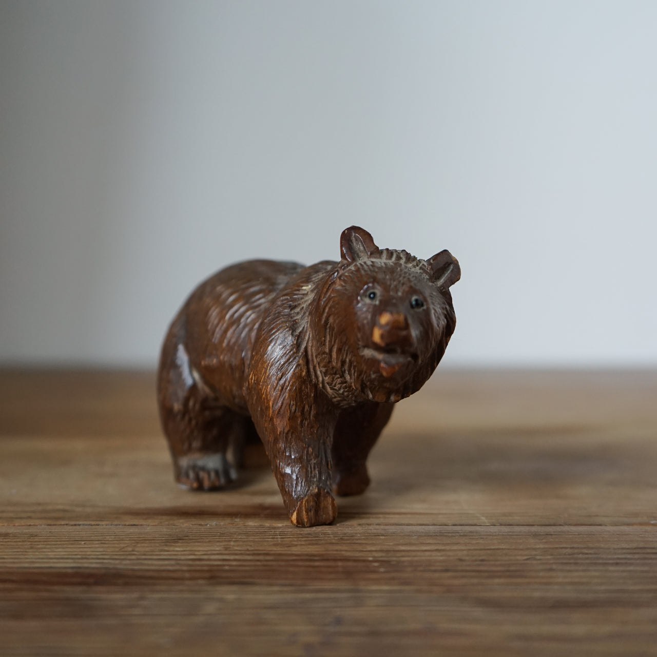 Small Black Forest Bear