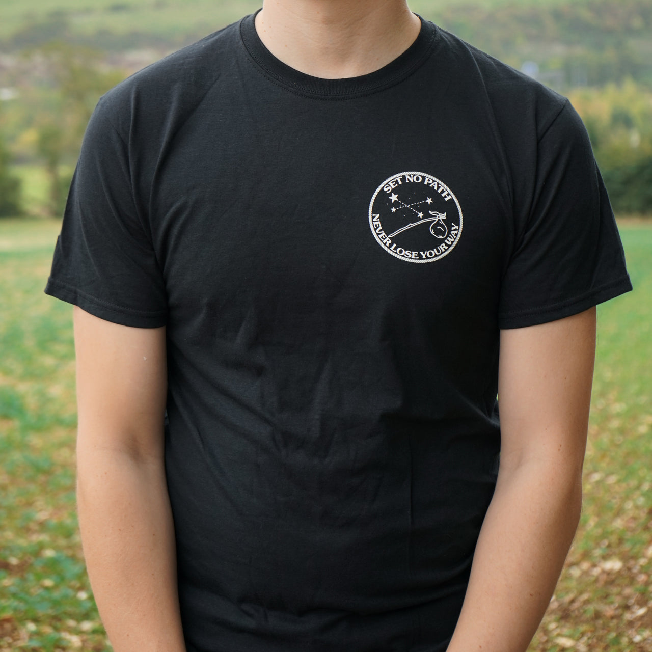 Explorer's Press 'Set No Path' T-Shirt