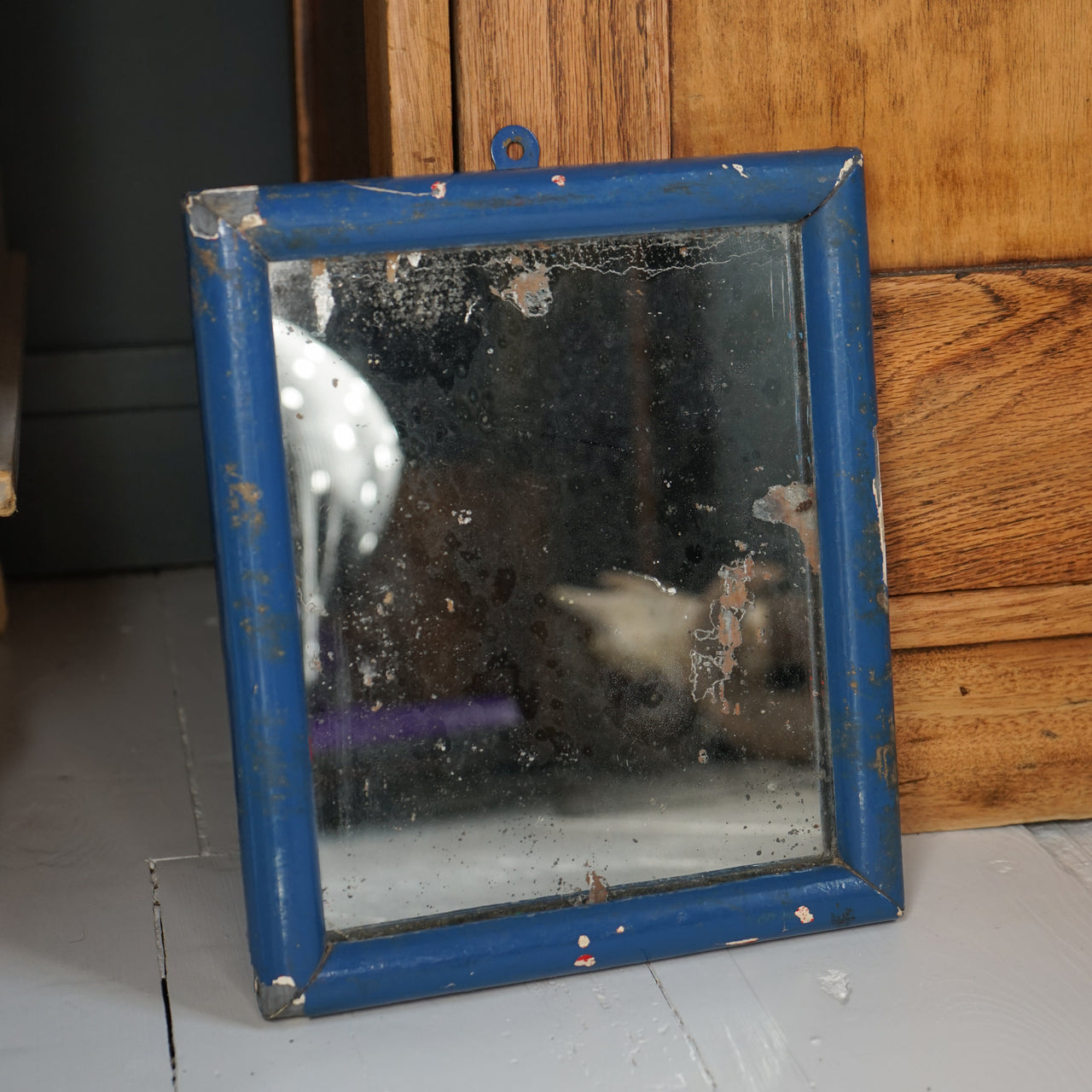 Small Antique Mirror