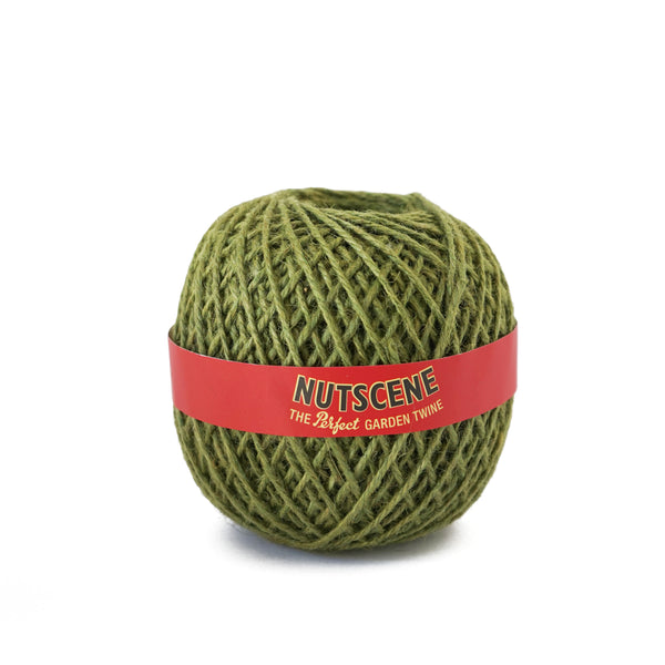 Green Twist Garden Twine Ball