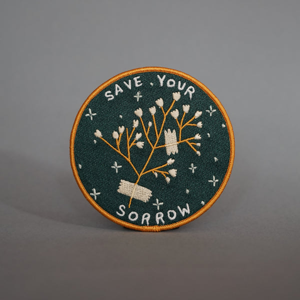 Stay Home Club 'Save Your Sorrow' Patch