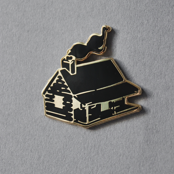 The Hendersons Own 'Cabin' Pin
