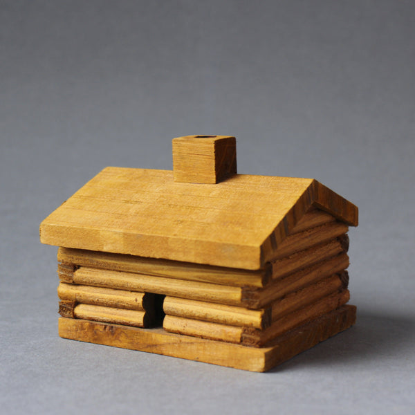 Paine's Log Cabin Burner - Medium