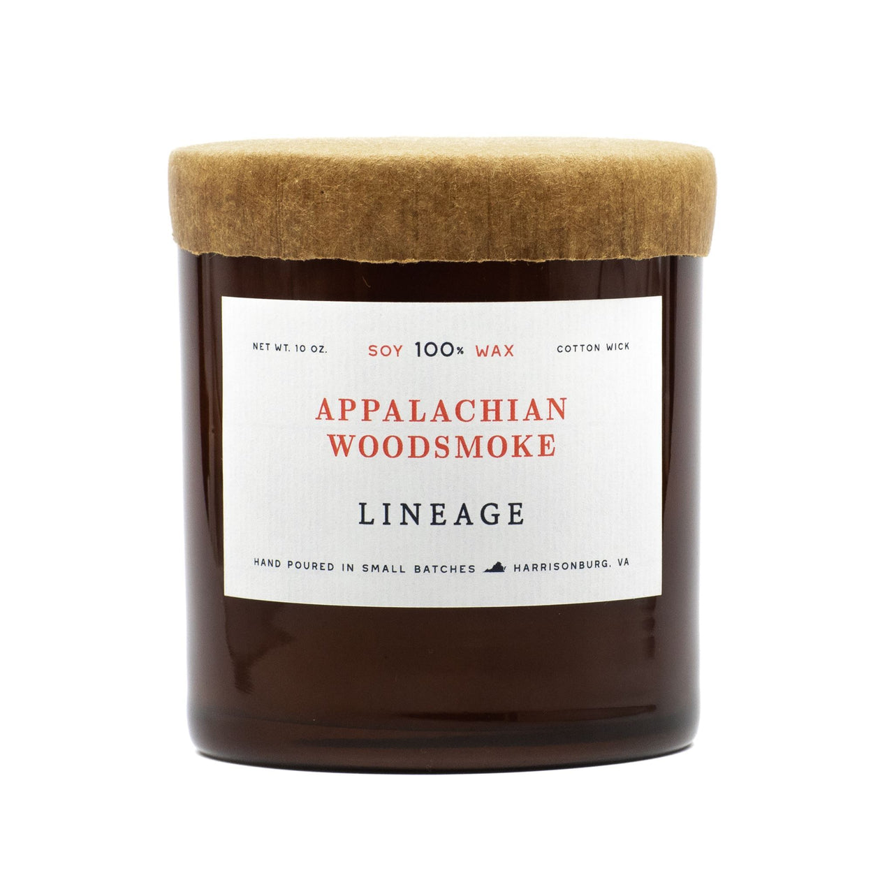 Appalachian Woodsmoke Soy Candle