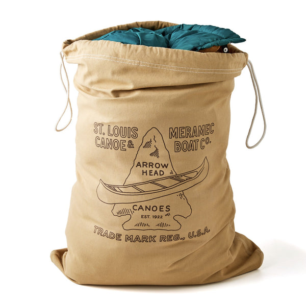 Canvas Camp Bag