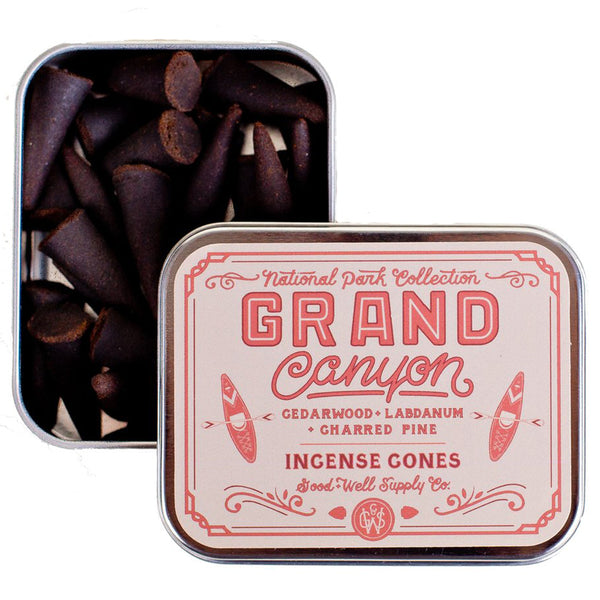 Grand Canyon Incense Cones