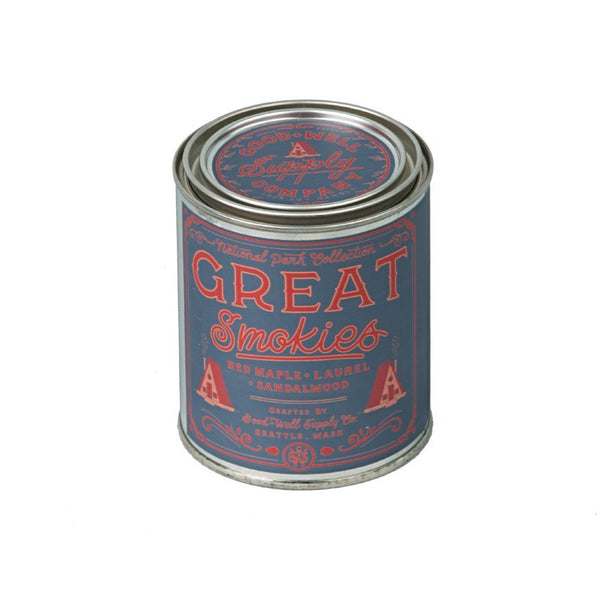 Great Smokies National Park Candle