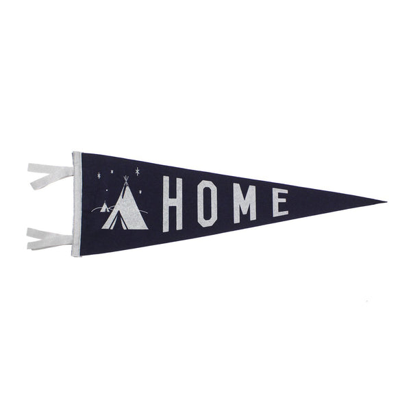 Oxford Pennant 'Home' Pennant