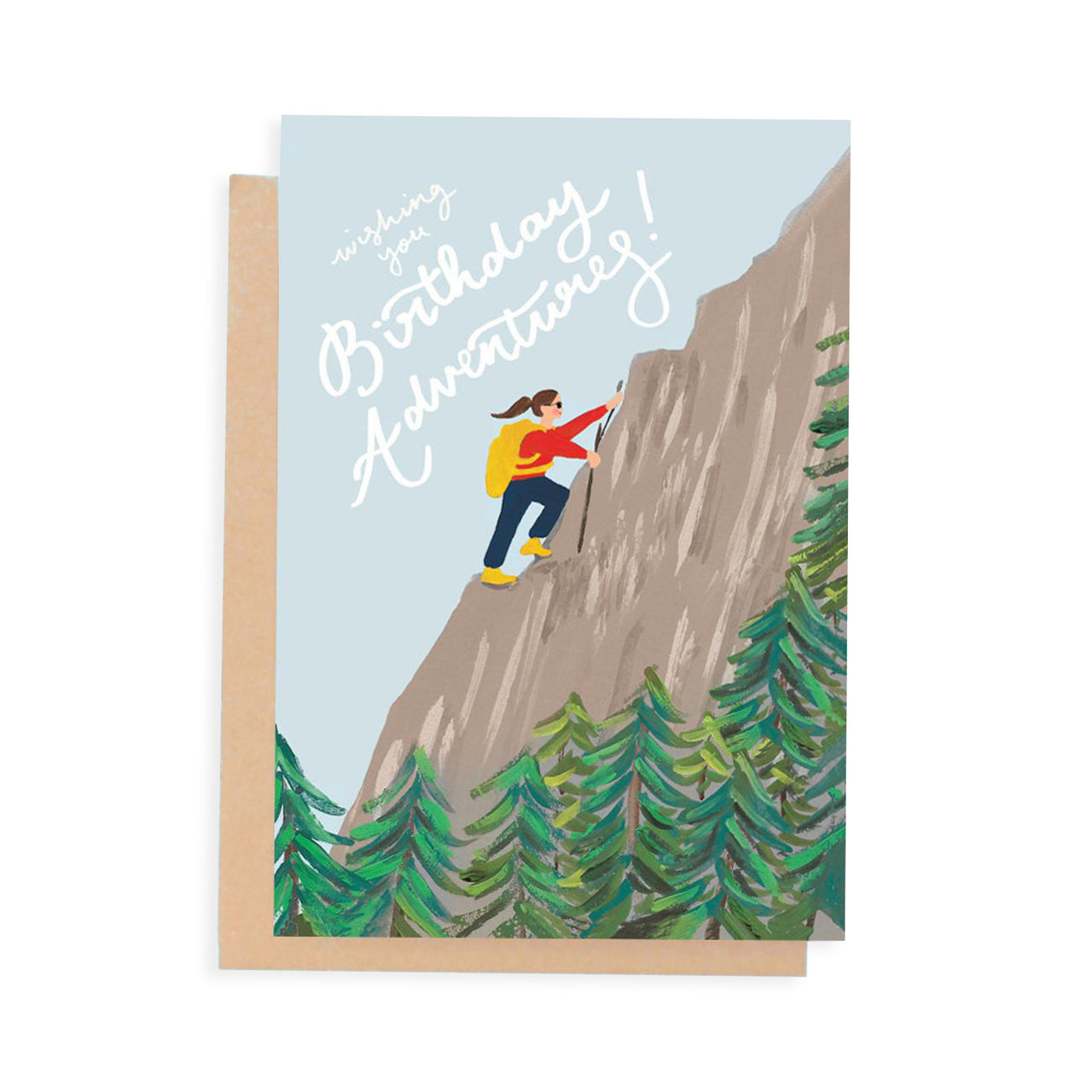 'Birthday Adventures' Birthday Card