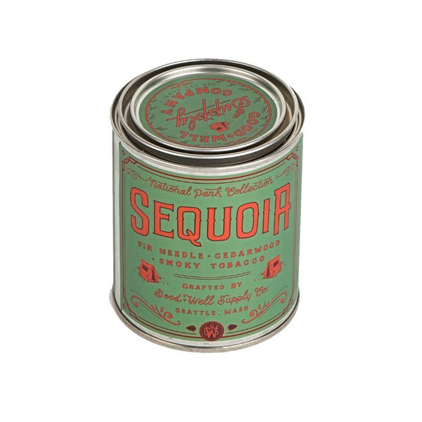 Sequoia National Park Candle