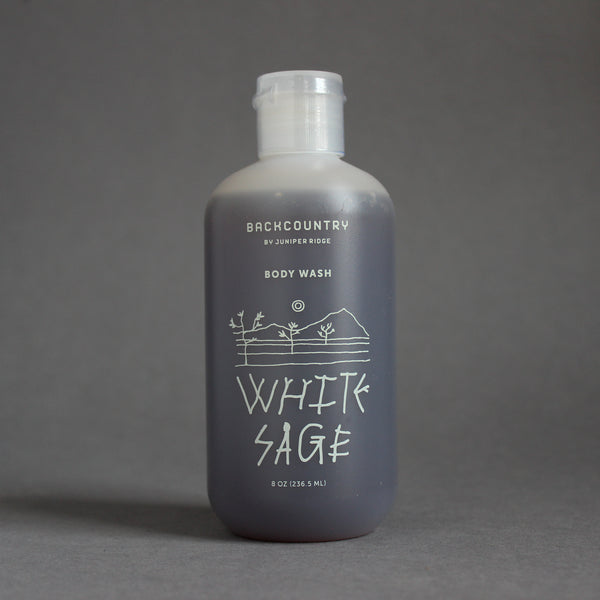 White Sage Body Wash by Juniper Ridge