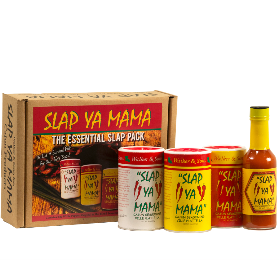 "Slap Ya Mama ""Essential Slap Pack"" - Medium Gift Set"