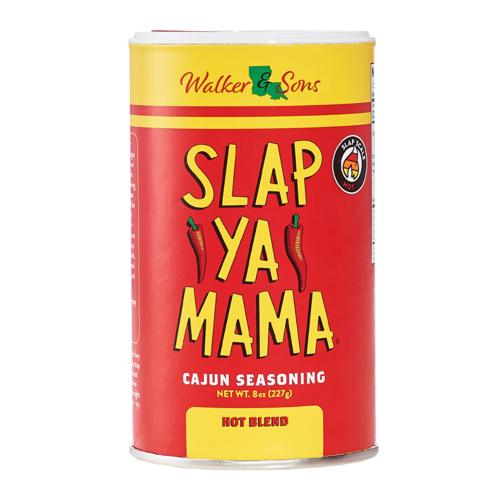 Hot Cajun Seasoning