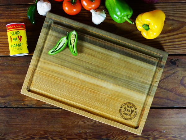 The Atchafalaya Cutting Board - Limited Supply