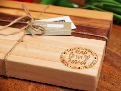 The Orleans Cutting Board - Limited Supply