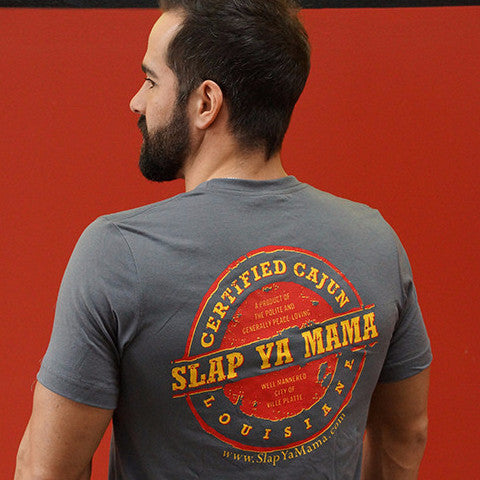 Load image into Gallery viewer, Slap Ya Mama - Block T-Shirt