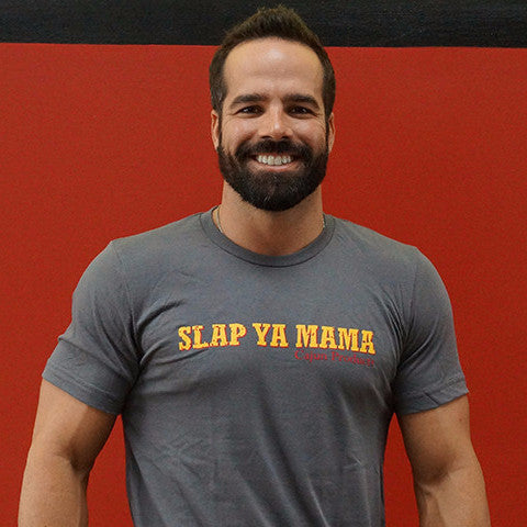 Slap Ya Mama - Block T-Shirt