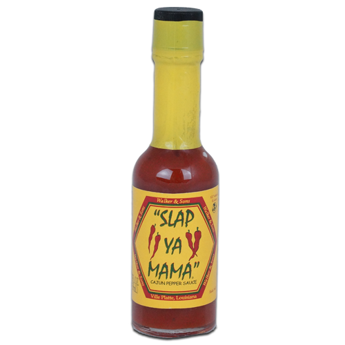 Slap Ya Mama - Cajun Pepper Sauce - 2 oz. Bottle