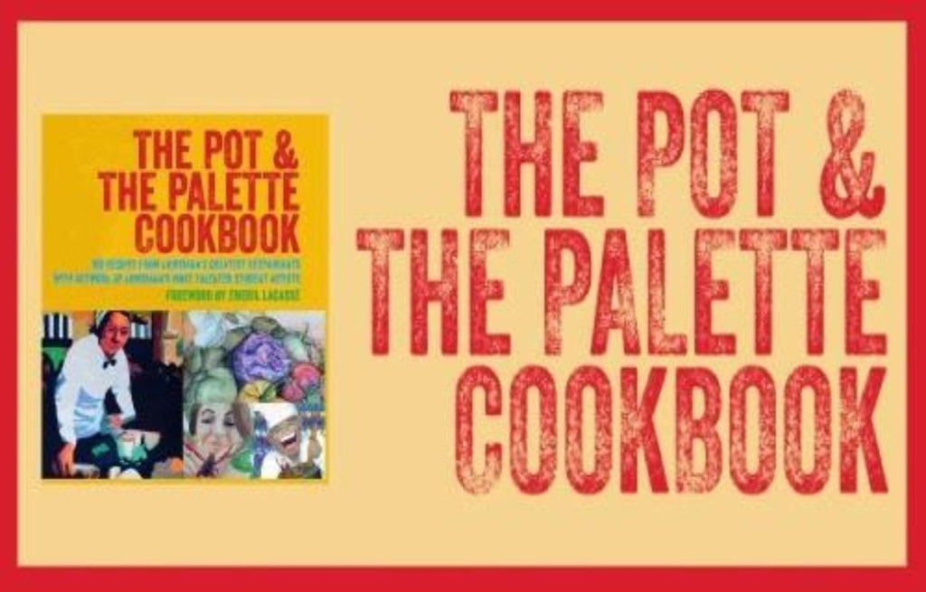 Slap Ya Mama - The Pot & The Palette - Cookbook