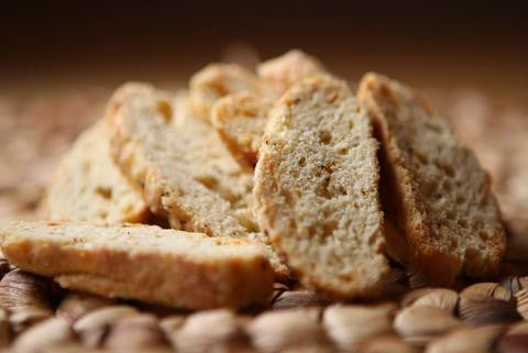 Parmesan & Black Pepper Biscottini - Genova's Biscotti. World's Greatest Handmade Biscotti.