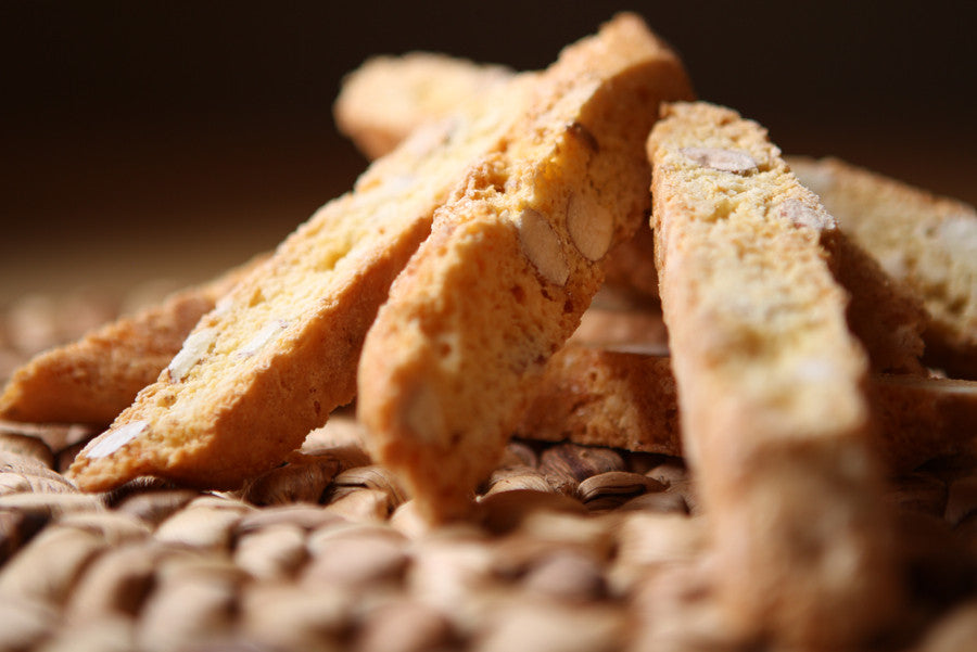 Lemon Biscotti - Genova's Biscotti. World's Greatest Handmade Biscotti.