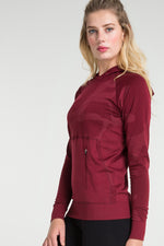 Jerf Bandon Sweatshirt Bordo