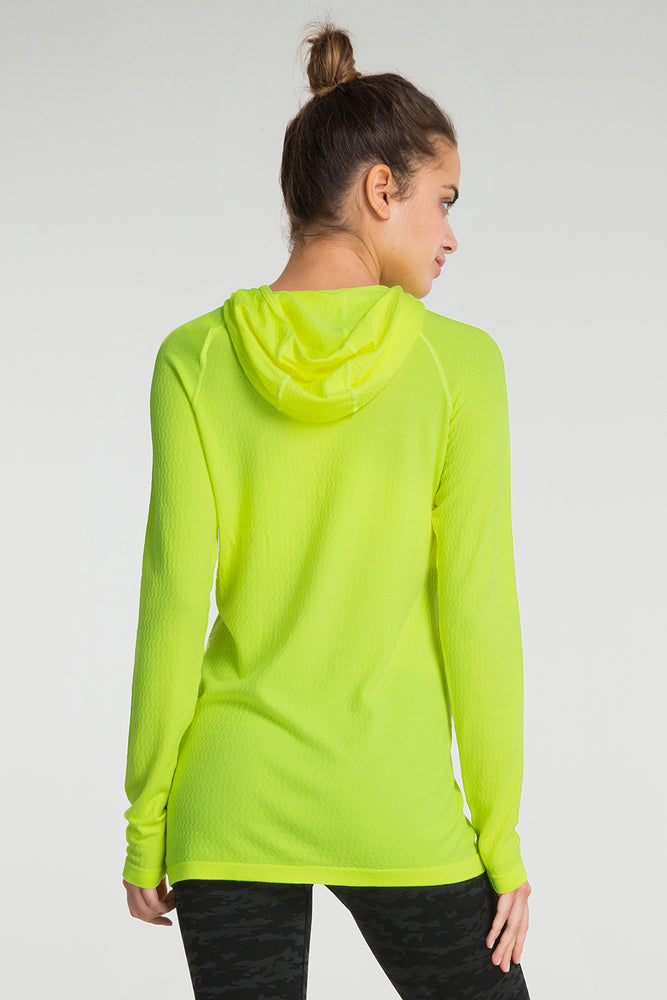 Jerf Iloca Neon Yellow Sweatshirt